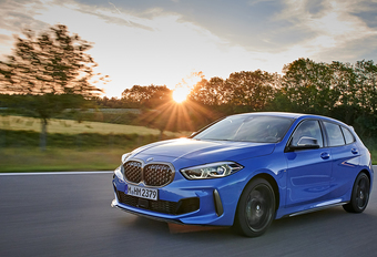 BMW M135i xDrive (2019) #1