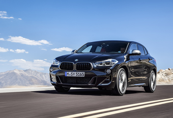 BMW X2 M35i (2019) #1