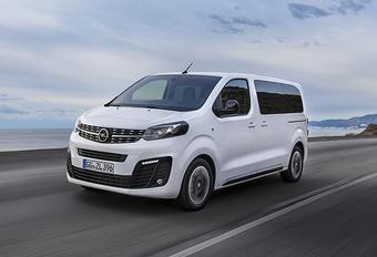 Opel Zafira Life : Comme son nom ne l'indique pas #1
