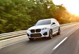 BMW X3 M : Sportif et pratique #1