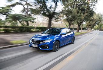 Honda Civic 5d 1.6 i-DTEC auto.: het miskende alternatief #1
