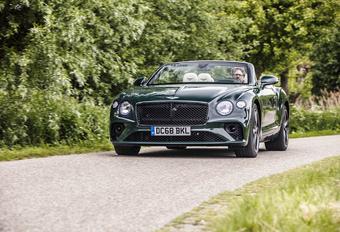 Bentley Continental GT Convertible : Openluchtsensaties #1