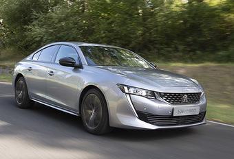 Essai prototype – Peugeot 508 Hybrid : Confortable et lissée #1