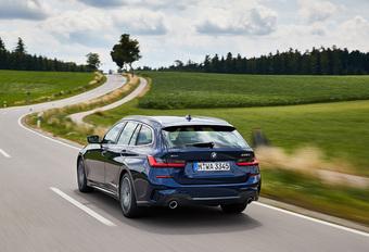 BMW 330d xDrive Touring: Manusje-van-alles #1