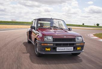 Onze Tour de France (5): achter het stuur van de Renault 5 Turbo #1