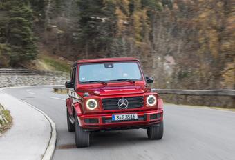 Mercedes G 350d (2019) #1