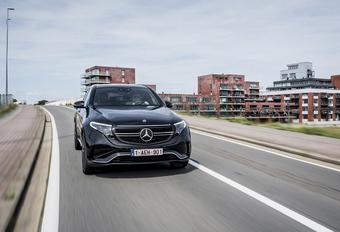 Mercedes EQC 400 : La promesse d'une nouvelle ère #1