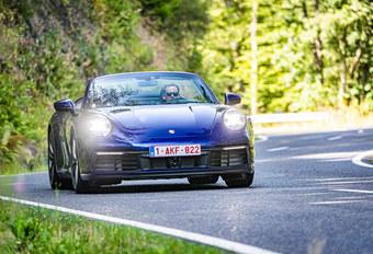 Porsche 911 Cabriolet Carrera 4S : De leukste van de familie #1