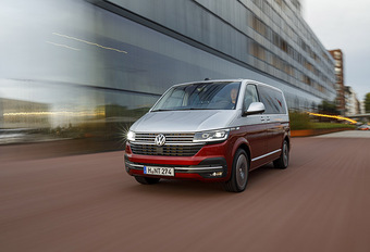 Volkswagen Multivan: Subtiel aangepakt #1