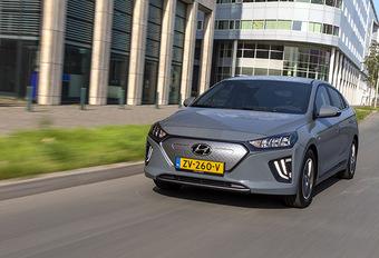 Hyundai Ioniq Electric : Echt zuinigheidswonder #1