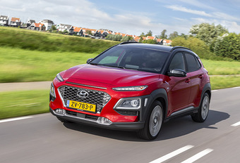 Hyundai Kona Hybrid: Gezinsuitbreiding #1