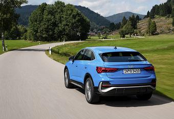 Audi Q3 Sportback: Trendvolger #1