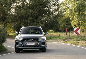 Audi Q5 55 TFSI e : Puissance et déductibilité #1