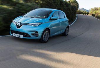 Renault Zoé Z.E. 50 R135 :  Nog meer argumenten #1