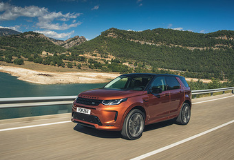 Land Rover Discovery Sport: Nieuwe look én technologie #1