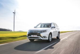 Mitsubishi Outlander PHEV : Modèle d'avenir #1