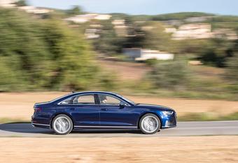 Audi S8 (2019) #1