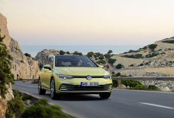 Volkswagen Golf 8: tijdloos #1