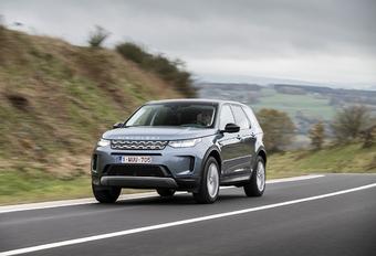 Land Rover Discovery Sport P200 : Nieuwer dan hij lijkt #1