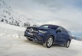 Mercedes GLE Coupé : Le bossu de Stuttgart #1
