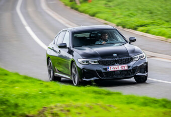 BMW M340i : Het plezier van een zescilinder #1