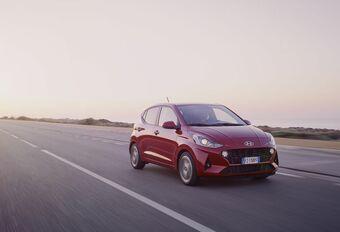 Hyundai i10 : elle ne lâche pas l'affaire #1