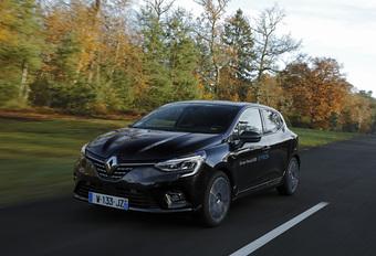 Renault Clio E-Tech (prototype) : Bijzondere hybride #1