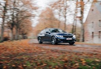 BMW 330e : Fleettopper #1