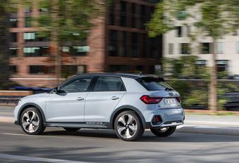 Audi A1 citycarver 30 TFSI (2020) #1