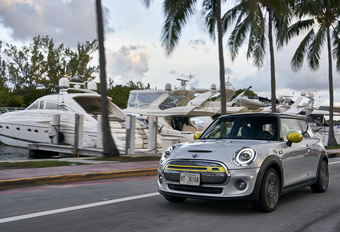 Mini Cooper SE / Electric 32,6 kWh (2020) #1