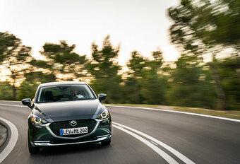 Mazda 2 1.5 Skyactiv-G : de la maturité #1