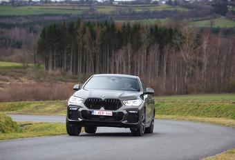 BMW X6 30d : In het spoor van de X5 #1