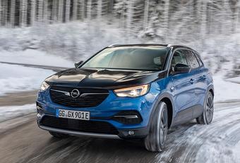 Opel Grandland X Hybrid4 (2020) #1