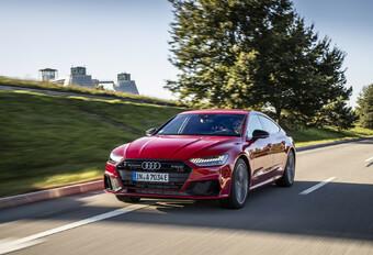Audi A7 55 TFSI e Quattro : à brancher #1