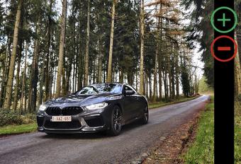 Wat vind ik van de BMW M8 Competition? #1