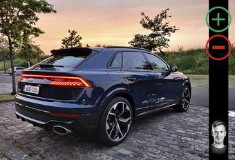Audi RS Q8 : avantages et inconvénients #1