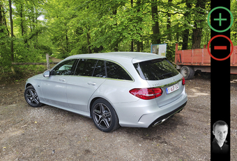 Wat vind ik van de Mercedes C-Klasse met dieselhybride? #1