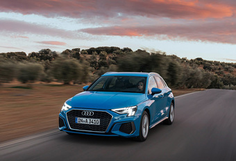 Audi A3 Sportback : coming out #1