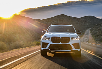 BMW X5 M Competition #1