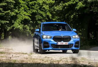 BMW X1 25e: hoge aftrekbaarheid #1