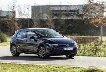 Volkswagen Golf 1.5 eTSI 150 : lichtjes elektrisch #1