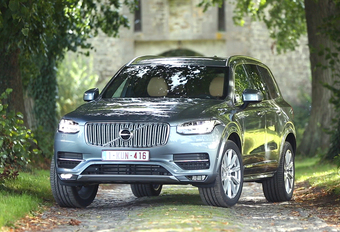 Testverslag video van de Volvo XC90
