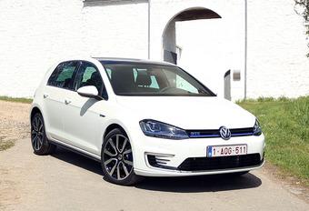 Volkswagen investit en masse dans l'hybride rechargeable. Comme avec cette Golf GTE qui est presque une GTI.
