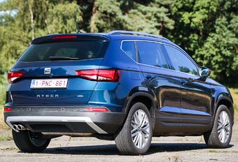 Avec l'Ateca, Seat espère rafler quelques parts d'un marché toujours en croissance. Look dynamique, moteurs de pointe et équipements high-tech, tous les ingrédients sont réunis pour faire de ce SUV compact une réussite.