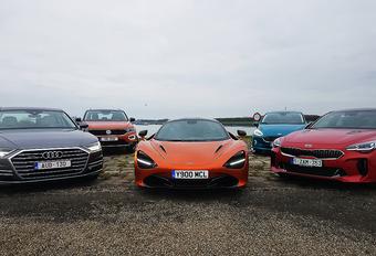 Op het einde van het jaar organiseert de redactie de intussen traditionele verkiezing van de AutoWereld Auto van het Jaar. Dit zijn de 5 genomineerden voor de titel van 2017.
