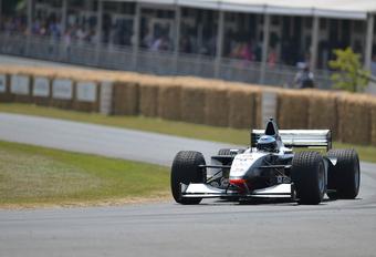 Niemand reed de Goodwood Hillclimb sneller naar boven dan Nick Heidfeld deed in zijn McLaren-Mercedes. Het record staat intussen 20 jaar, maar zou wel eens gebroken kunnen worden tijdens het komende Goodwood Festival of Speed.