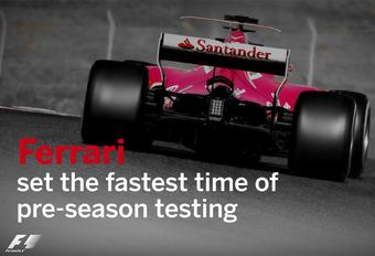 Ook wij tellen zenuwachtig af naar zondag 26 maart, de dag waarop het nieuwe Formule 1-seizoen start in Australië. In afwachting bundelt het FIA de belangrijkste cijfermateriaal van de afgelopen wintertest op het circuit van Barcelona in een video.