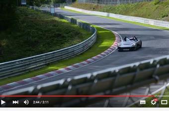 Lotus 3-Eleven : reine sur le Nürburgring #1