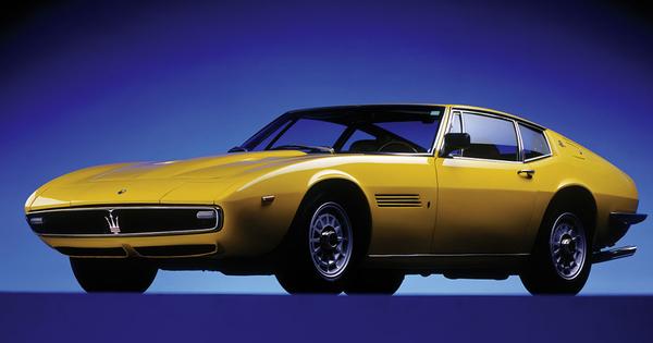 De Geschiedenis Van De Maserati Ghibli Autowereld
