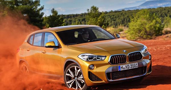 2018 Bmw X2 Suv De Prijs Autowereld